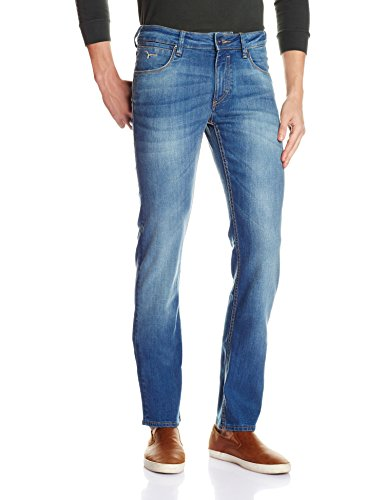 Flying Machine Men's Michael Tapered Fit Jeans