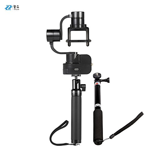Zhiyun Rider-M WG Wearable 3 Axis Brussless Gopro Camera