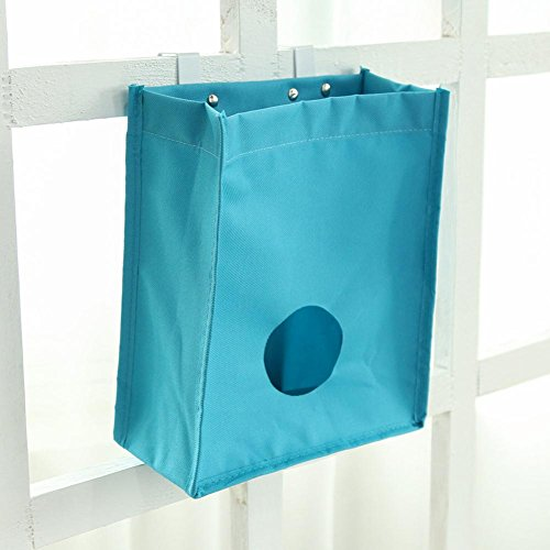(Kitchen extract garbage bags storage bag cabinets Oxford cloth bag)