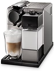 Nespresso Lattissima Touch Original Espresso Machine with Milk Frother by DeLonghi, Silver