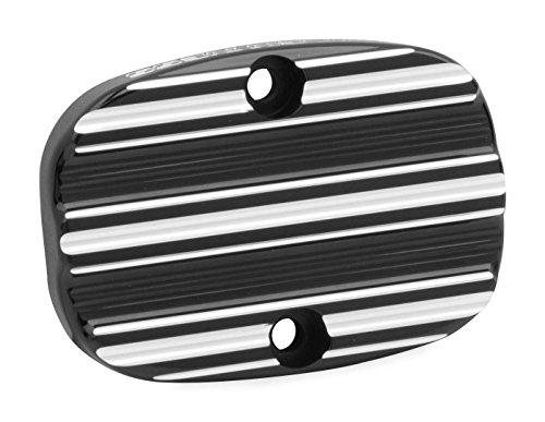 Arlen Ness Black 10-Guage Rear Master Cylinder Cover 03-233