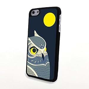linJUN FENGGeneric PC Phone Cases Cartoon Cute Vivid Bird Matte Pattern fit for Colorful 3D iphone 5/5s Case
