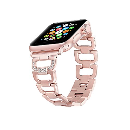 Absoluetly beautiful. Fits just perfect and brings out the beauty of your Apple Watch