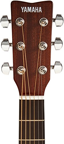 Yamaha FD01S Solid Top Acoustic Guitar (Amazon-Exclusive) by YAMAHA (Image #3)