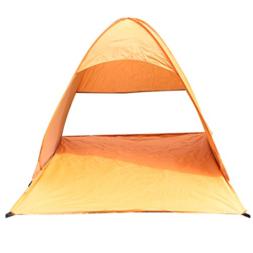 1-3 Person Portable Lighweight Outdoor Instant Popup Tent Camping Sun Shelter