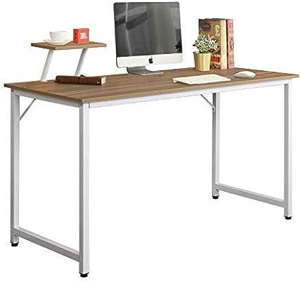SogesHome Escritorio de Computadora Muebles de Oficina Mesa de ...