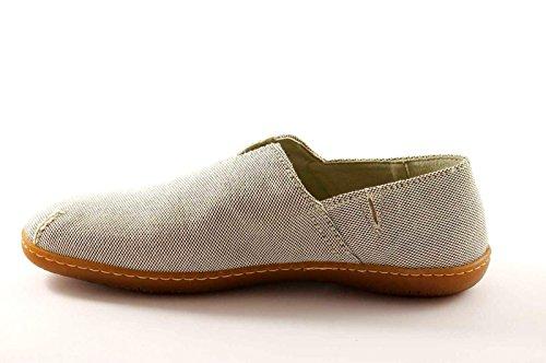 Beige beige Naturalista para Zapatos mujer de El cordones PqvxAwHx7