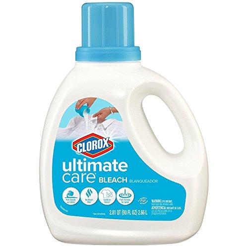 Clorox Ultimate Care Laundry Bleach 90 Oz