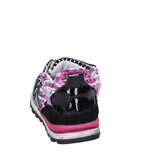Verni Coveri Fille Enrico Sneakers Cuir Multicolor Bébé XOSXpBqn