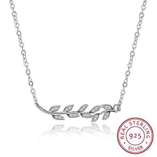 BALANSOHO Sterling Silver Pendant Necklace product image