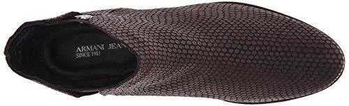 Jeans Lizard Brown Women's Bootie Armani Chelsea Boot 0xwfOZFR