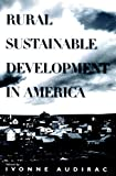 Rural Sustainable Development in America