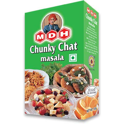 MDH Chunky Chat Masala (2-pack)