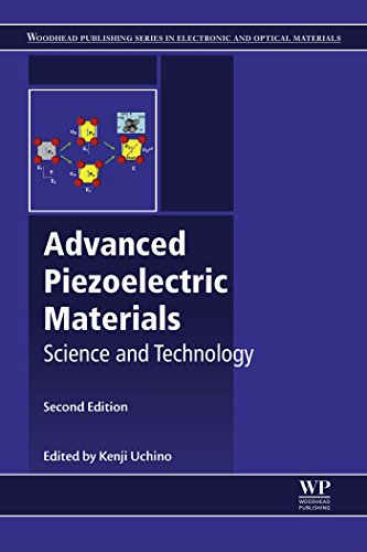 Advanced Piezoelectric Materials: Science and Technology (Woodhead Publishing Series in Electronic and Optical Materials) ()