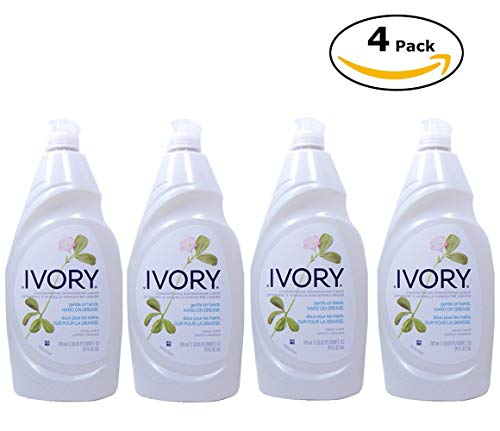 Ivory Ultra Classic Scent Dishwashing Liquid, 24-Ounce (Pack of 4) ()