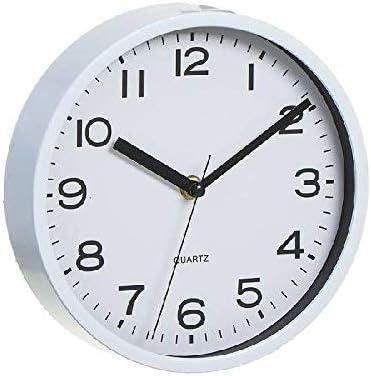Dcasa Pared Relojes de Chimenea Decoración del hogar Unisex Adulto, Color, única