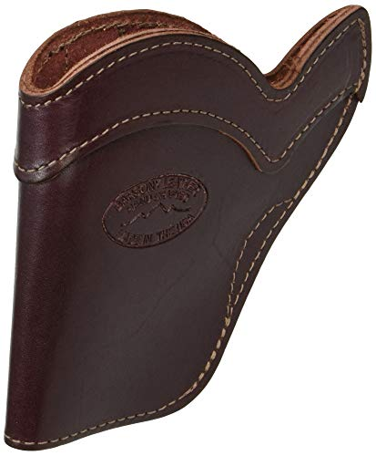 Barsony Holsters and Belts Right Hand Holster for COLT Official Police, Burgundy, 2
