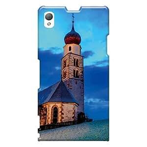 Shock Absorbent Hard Phone Cover For Sony Xperia Z1 With Customized Fashion Iitaly Trentino Alto Adige Siusi Allo Sciliar Skin CristinaKlengenberg