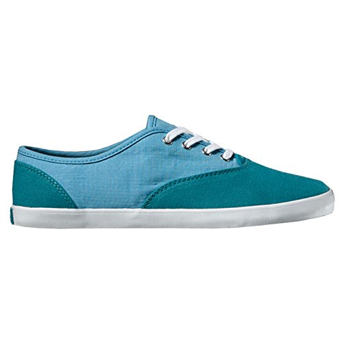 DVS Womens Casual Shoes Dewy Blue/Aqua Canvas Sz 5 0nziaoL