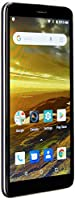 """NUU Mobile A5L 5.5"""" - 16GB/1GB RAM - Unlocked Cell Phone - Android Oreo (Go Edition) GSM 4G LTE Only (Grey)(US Warranty)"""