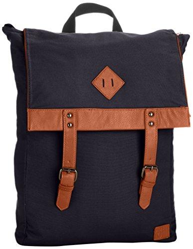 Oill Nature Darrel Backpack - Bolso mochila unisex, color Black
