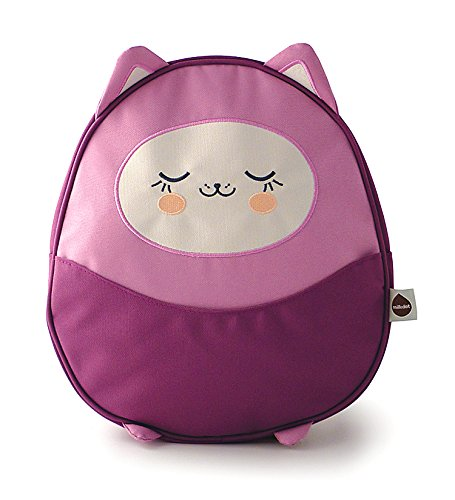 Milkdot Kawaii Pac Mini Backpack, Purple/Lola