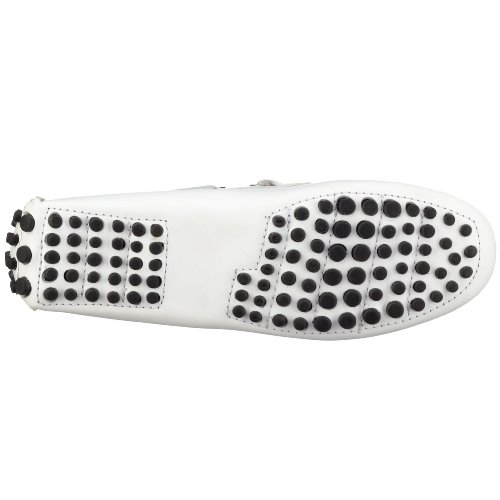Superga Women's Loafer Flats White / White KySeBL3ueG