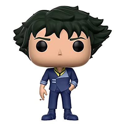 Funko Cowboy Bebop Spike Pop Animation Figure: Artist Not Provided: Toys & Games [5Bkhe0300452]