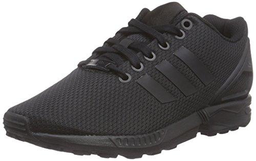 Originaux Adidas Zx Flux Nps Updt Chaussures De Sport Mixte-erwachsene Schwarz (noyau Noir / Noyau Gris Fonc