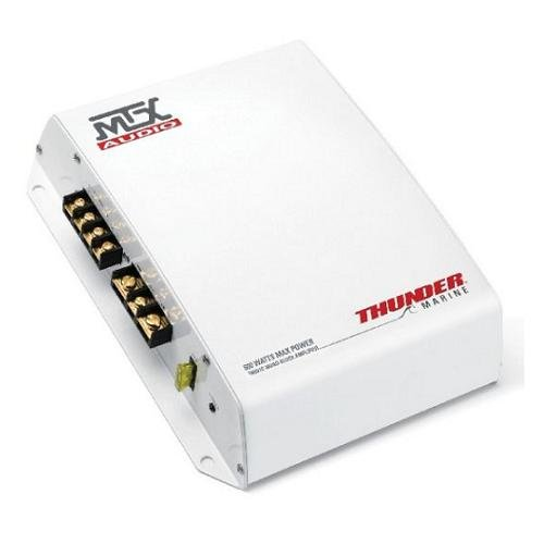 MTX Thunder TM601D 1Ch Marine Amplifier