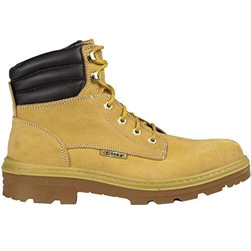 """Cofra 25550–001.w47taglia 47S3SRC """"Kaibab bis"""" sicurezza scarpe, colore: marrone/cammello"""