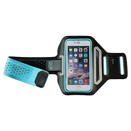 iPhone 6Plus, 6s plus 5.5' pulsera deportivo para correr + Fitness, entrenamientos con titular de la tarjeta, soporte para...