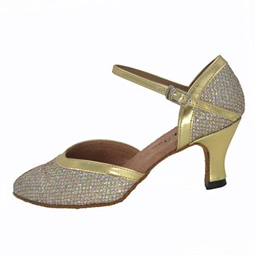 Jig Dance Gold Pumps Foo Damen Schuhe qnrwUqYt