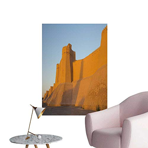 SeptSonne Wall Decals The Watchtower The khuna ark The Fortress Residence The Ruler Environmental Protection Vinyl,24