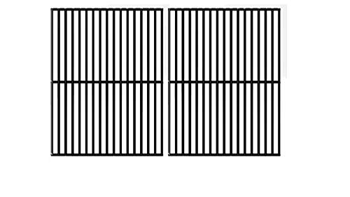 - Porcelain Steel Cooking Grid Replacement for Charbroil 463248108, DCS 27, 27 Series, 27ABQ, Master Chef, and Kenmore 16644, 415.16042010, 415.16644900 Gas Grill Models, Set of 2