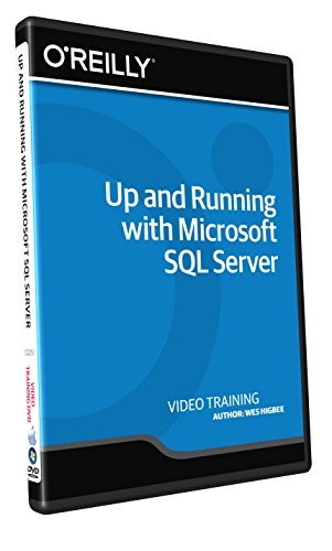 Up and Running with Microsoft SQL Server - Training DVD
