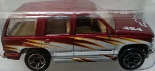 Matchbox 97 Chevy Tahoe (Matchbox Chevy Tahoe)