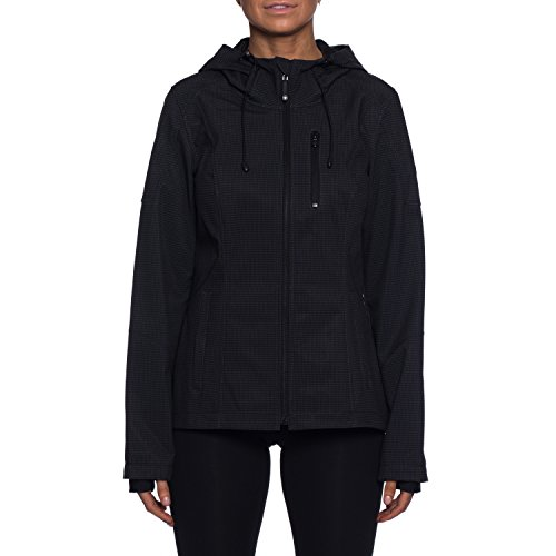 HFX Patterned Rain Jacket with - Raincoat Patterned