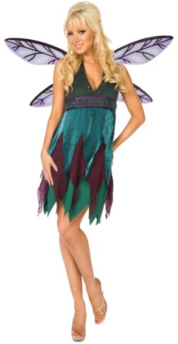 Fly Costumes (Palamon - Midnight Dragonfly Adult Costume - 14-16 - Green)