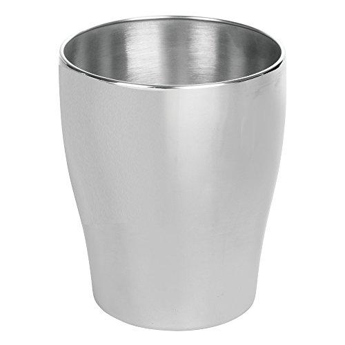 InterDesign 28622 Wastebasket Bathroom Kitchen product image