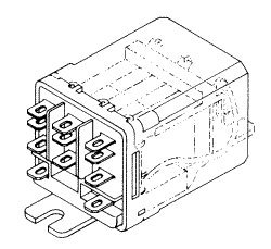 Amazon com: Auto Return & Interlock Relay MIR018: Industrial
