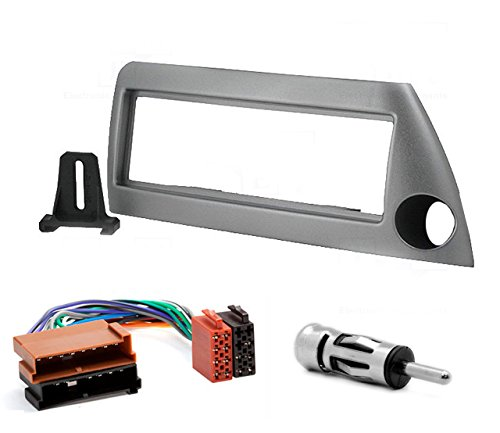CARAV 40-074 - 9 di 6 DIN auto Radio autoradio Set con ISO Adattatore Set 40-074-9-6