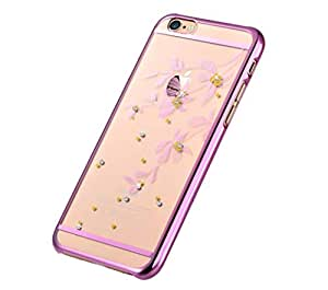 Crystal Flowery for iPhone 6/6s and 6/6s plus
