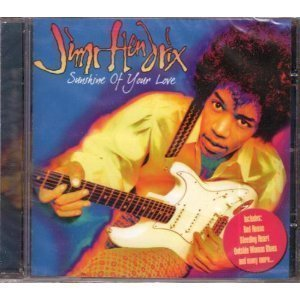 Jimi Hendrix - Sunshine Of Your Love By Jimi Hendrix - Zortam Music