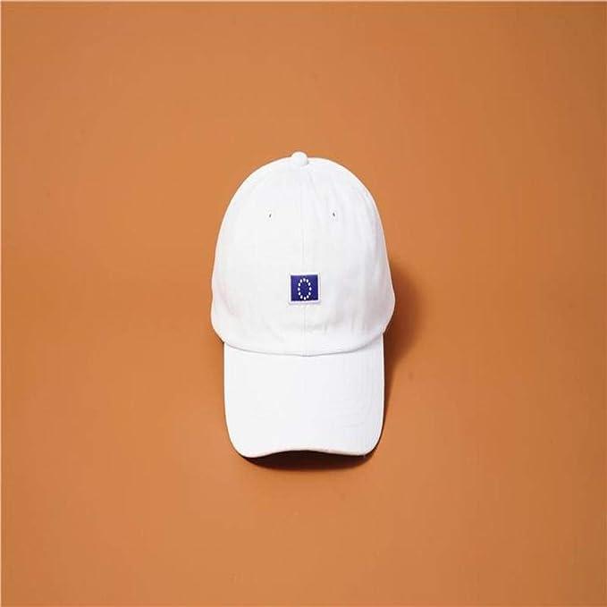 zlhcich Sombrero de Estrella Gorra de béisbol de Capota Suave ...