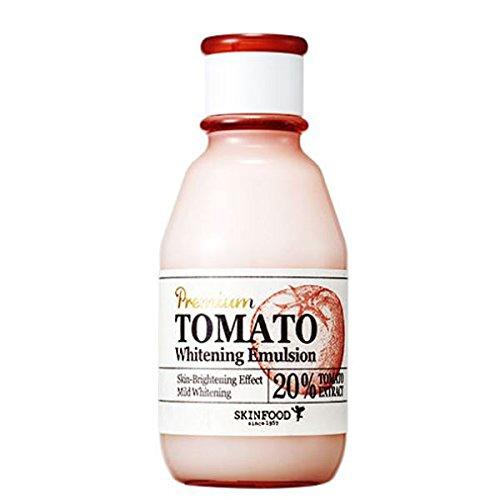 SKINFOOD Premium Tomato Whitening Emulsion, 20 Count