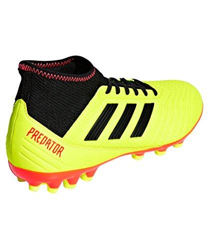 Jaune Rouge Adidas Pour Homme De 18 Ag Foot Predator Fluo Noir 3 Chaussures wqBzgwS