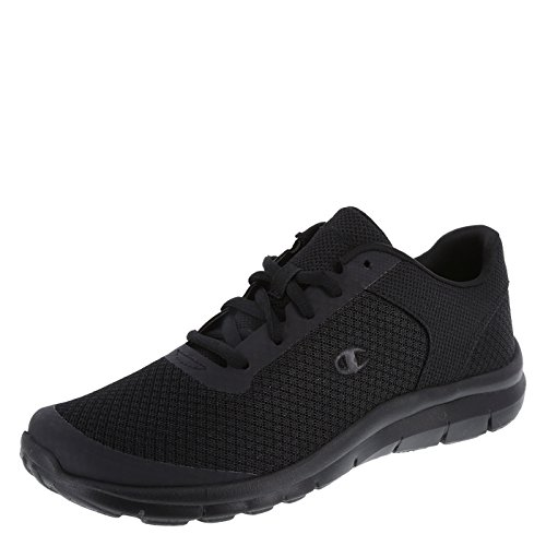 Champion Black Mesh Women's Gusto Performance Cross Trainer 6.5 Regular