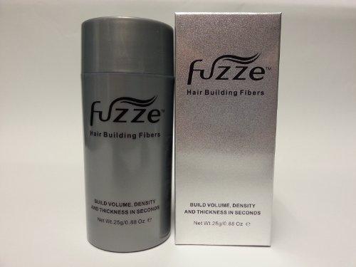 Fuzze Keratin Hair Building Fibers - Light Brown 25g/0.88 oz.