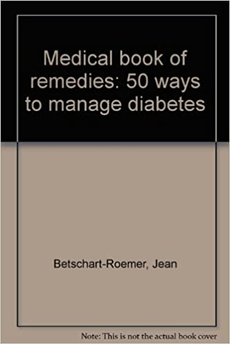Ebook i txt gratis nedlastingMedical book of remedies: 50 ways to manage diabetes by Jean Betschart-Roemer (Norwegian Edition) PDF